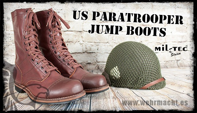 US Jump Boots