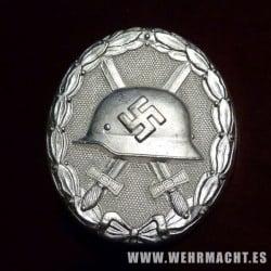 Medalla de Herido (Plata)