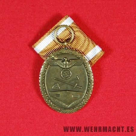 Medalla del Muro Atlántico
