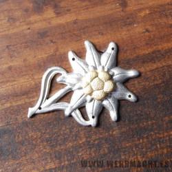 Gebirgsjager metal edelweiss - WW2