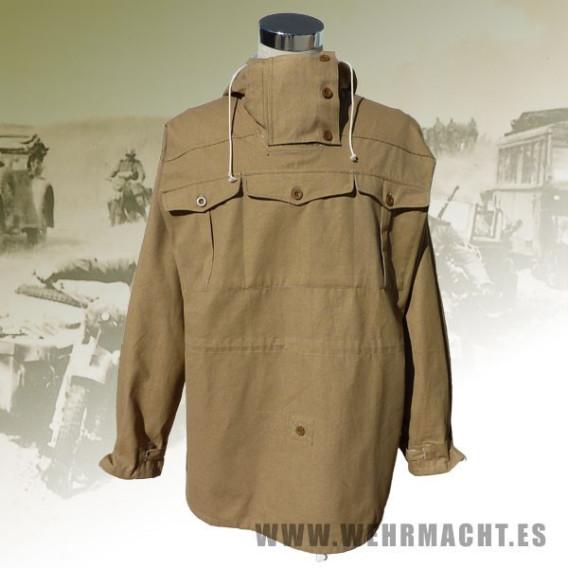 Anorak de tropas de montaña