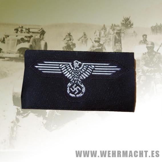 Águila de gorra Waffen SS, Oficiales