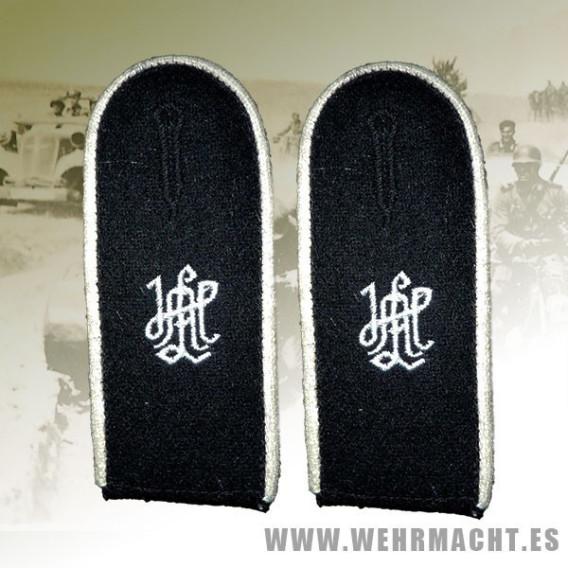 Waffen SS EM shoulder boards, Leibstandarte
