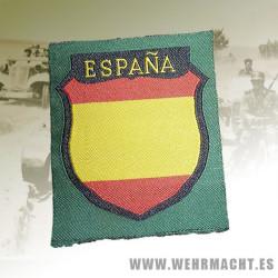 Parche de voluntarios Españoles de la División 250