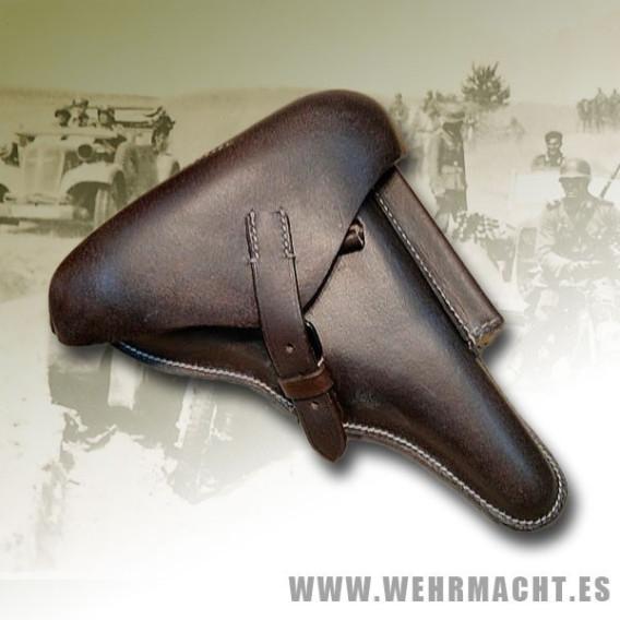 Pistolera para Luger P08 (Marrón)