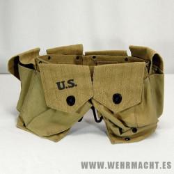 U.S. Army B.A.R. Magazine Belt