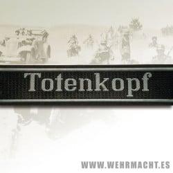 «Totenkopf » EM Cuff Title