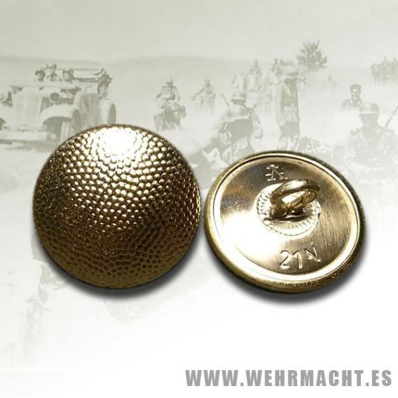 Botones de 21mm dorados