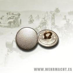 Botones de 17mm plateados