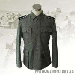 Feldbluse M43 Waffen SS para tropa y suboficiales