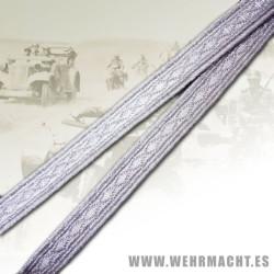 Cinta aluminio de 8mm para cuello