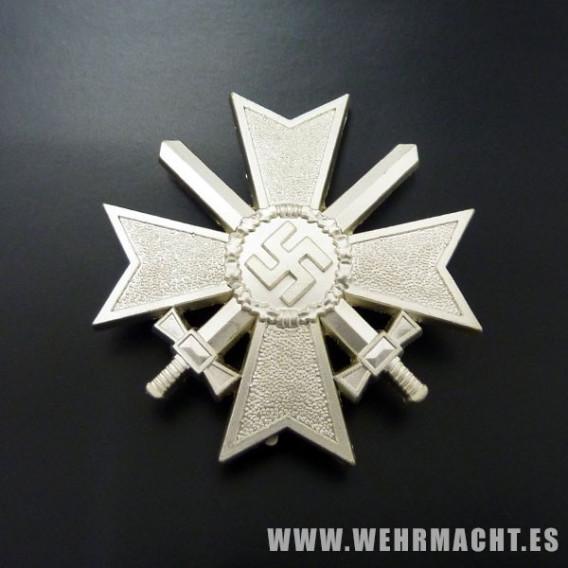 Cruz de merito de guerra 1ª clase con espadas