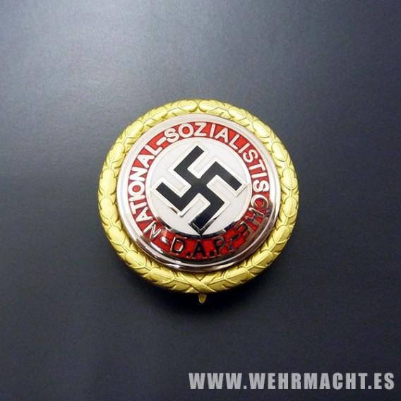 Distintivo del partido (Oro)