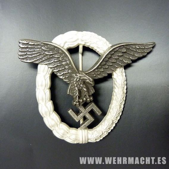 Piloto de la Luftwaffe