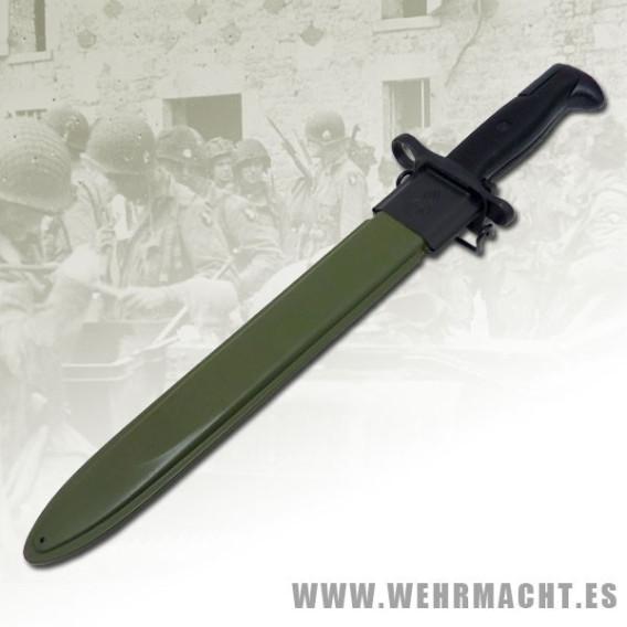 US Army M1/M7 Garand bayonet
