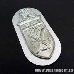 Escudo de Narvik (Wehrmacht o Luftwaffe)