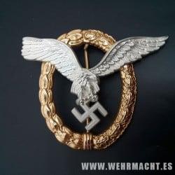Distintivo Piloto Observador de la Luftwaffe