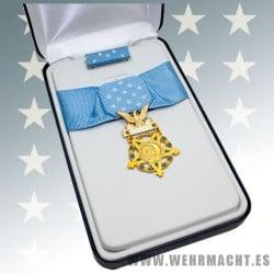 Medalla de Honor del Ejercito + Pasador + Caja