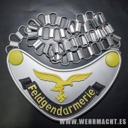 Feldgendarmerie Gorget, Luftwaffe