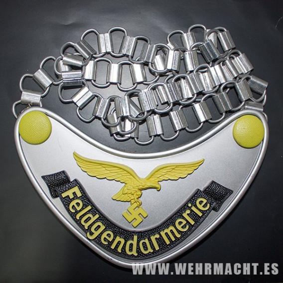 Gola de la Feldgendarmerie, Luftwaffe