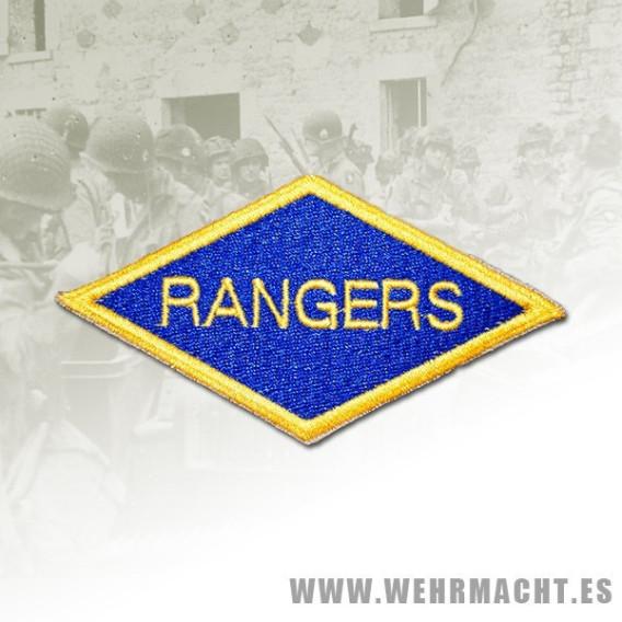 Parche de brazo de Rangers U.S.