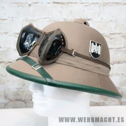 """Salacot del """"Afrika Korps"""""""