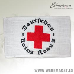 """Brazalete """"Deutsches Rotes Kreuz"""""""