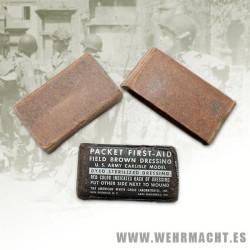 Paquete Vendas Americanas - Originales