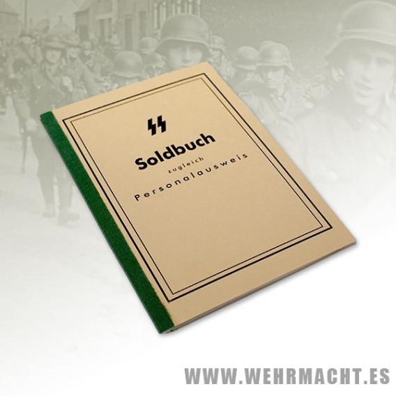 Soldbuch Waffen SS