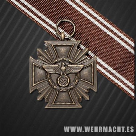 Medalla de servicio en el NSDAP (10 años)