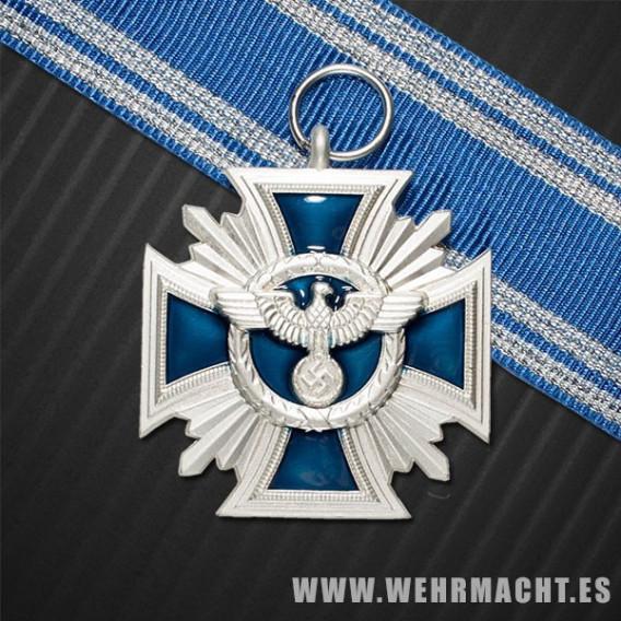 Medalla de servicio en el NSDAP (15 años)