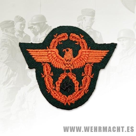 Águila de brazo de la Feldgendarmerie