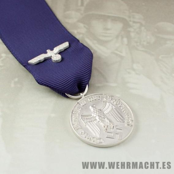 Medalla 4 años de servicio