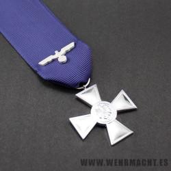 Medalla 18 años de servicio Wehrmacht