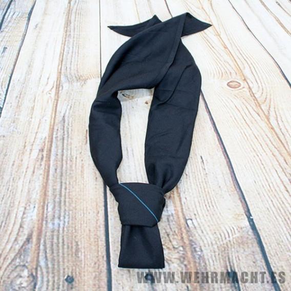 Pañuelo de seda negra para la Kriegsmarine