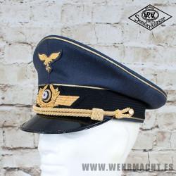 Gorra de plato Luftwaffe para Generales - EREL®