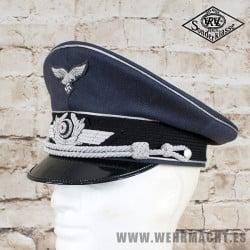 Gorra de plato Luftwaffe para Oficiales - EREL®