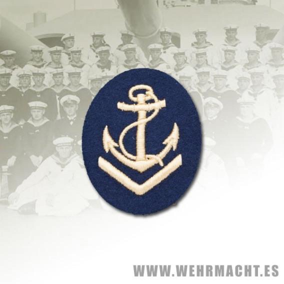 Distintivo Kriegsmarine, Sargento 1º Contramaestre (Lana)