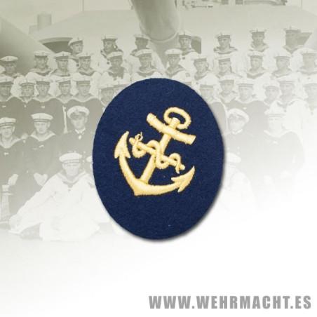 Distintivo Kriegsmarine, Sargento Medico (Lana)