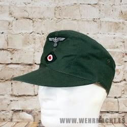 Drillich Mütze for Wehrmacht