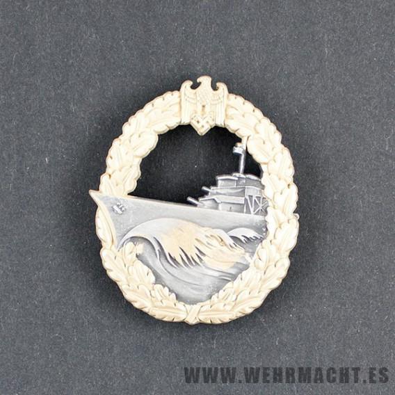 Distintivo de combate de destructores