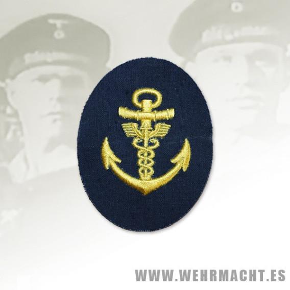 Distintivo Kriegsmarine, Sargento Administrativo (Algodón)
