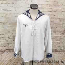 Kriegsmarine white shirt