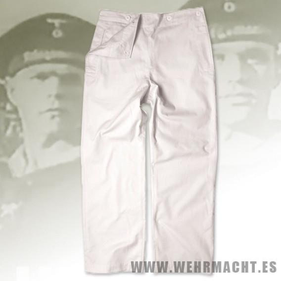 Pantalones azul marino para la Kriegsmarine (Surplus)