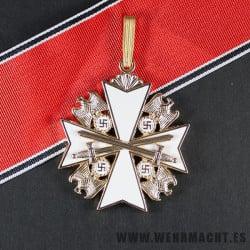 Orden del Águila Alemana, 3ª Clase con espadas