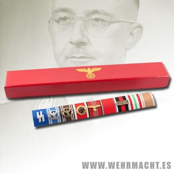 Heinrich Himmler ribbon bar