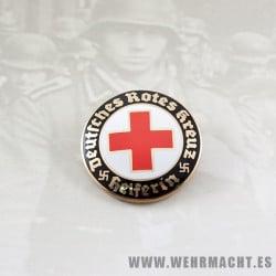 """""""Deutsches Rotes Kreuz"""" Metal Badge"""