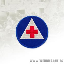Parche para voluntarias del Cuerpo de Enfermería U.S.