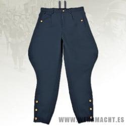 Pantalones de montar para Oficiales de la Luftwaffe