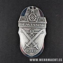 Escudo de Demjansk